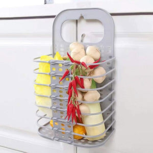 Wall Mountable Laundry Basket-HOME ACCESSORIES-PropShop24.com