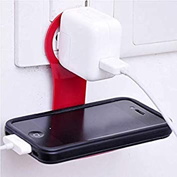 Phone And Adapter Holder-GADGET ACCESSORIES-PropShop24.com