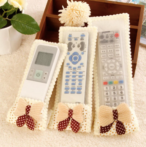 AC And TV Remote Cover - Set Of 3-DINING + KITCHEN-PropShop24.com