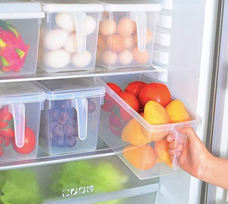 Fridge Organizer With Handle-DINING + KITCHEN-PropShop24.com