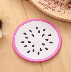 Coasters - Fruits - Set Of 7-DINING + KITCHEN-PropShop24.com