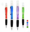 Ball Pen With Sanitizer Spray-PENS + PENCILS + PAPER CLIPS-PropShop24.com