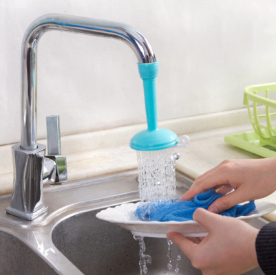 Water Faucet - 360-Degree Rotating - Silicon-DINING + KITCHEN-PropShop24.com
