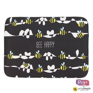 Laptop Sleeve - Bee Happy-Gadgets-PropShop24.com