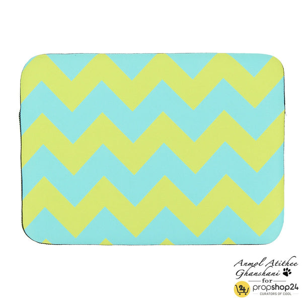 Laptop Sleeve - Chevron Anchor-Gadgets-PropShop24.com
