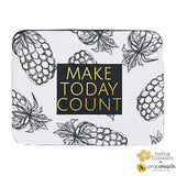 Laptop Sleeve - Make Today Count - propshop-24 - 1
