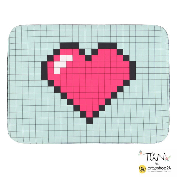 Laptop Sleeve - Pixel Heart - propshop-24 - 1