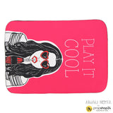 Laptop Sleeve - Play It Cool - Pink-Gadgets-PropShop24.com