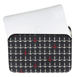 Laptop Sleeve - Anchor - Red - propshop-24 - 2