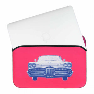 Laptop Sleeve - Space Car-LAPTOP SLEEVES-PropShop24.com