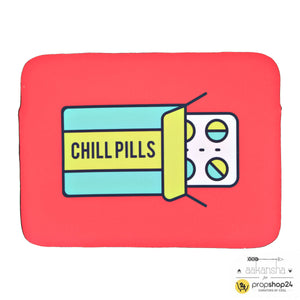 Laptop Sleeve - Chill Pills-LAPTOP SLEEVES-PropShop24.com