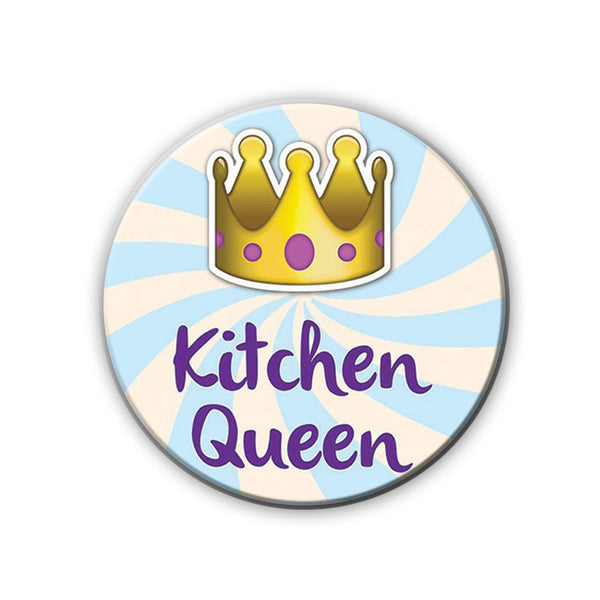 Magnet / Badge - Kitchen Drama queen-Home-PropShop24.com