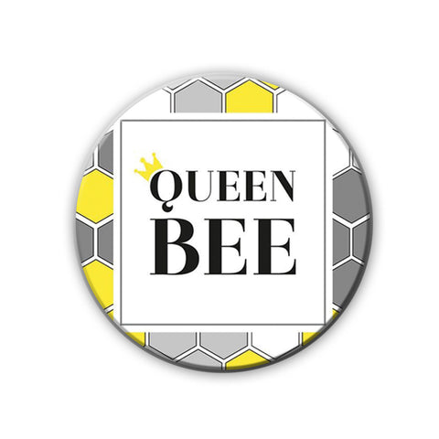 Magnet / Badge - Queen bee