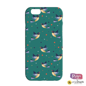Bird Pattern Phone Case-PHONE CASES-PropShop24.com