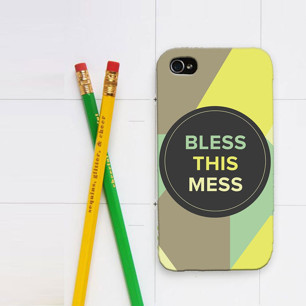 Bless This Mess Phone Case-Gadgets-PropShop24.com