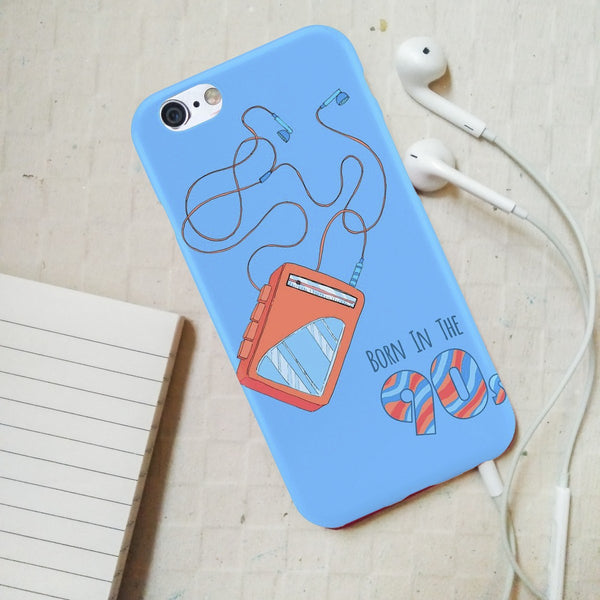 Born in the 90s Phone Case - propshop-24 - 1