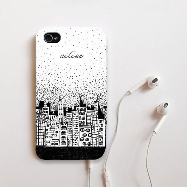 Cities Phone Case - propshop-24 - 2