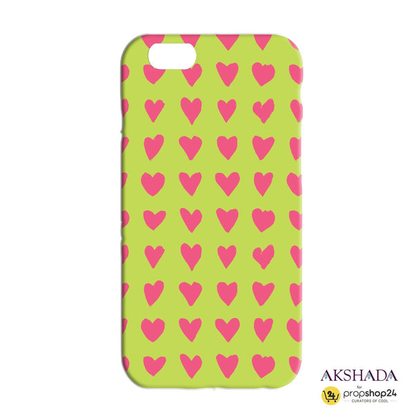 Hand Drawn Heart Phone Case-Gadgets-PropShop24.com