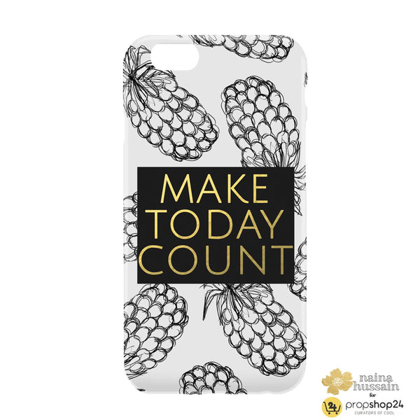 Make Today Count Phone Case - propshop-24 - 1