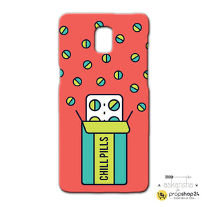 Chill Pills Phone Case-PHONE CASES-PropShop24.com