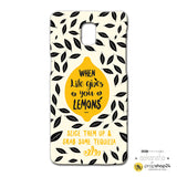When life you gives you lemons Phone Case - propshop-24 - 5