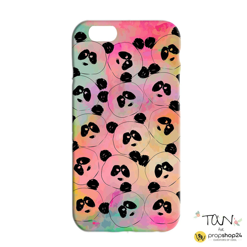 Technicolor Panda Phone Case-PHONE CASES-PropShop24.com