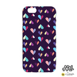 Pop Heart Mauve Phone Case-Gadgets-PropShop24.com