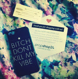 Don't Kill My Vibe Phone Case - propshop-24 - 7