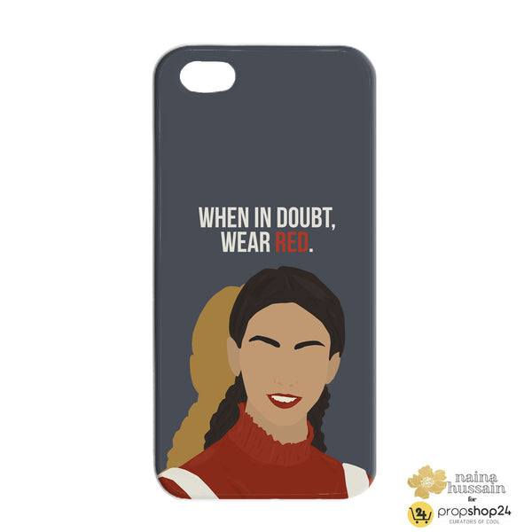 When in doubt Phone Case - propshop-24 - 2