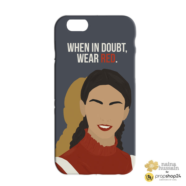 When in doubt Phone Case - propshop-24 - 1