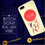 Don't Kill My Vibe Phone Case - propshop-24 - 3