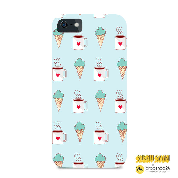 Icecream and Coffee Phone Case - propshop-24 - 3