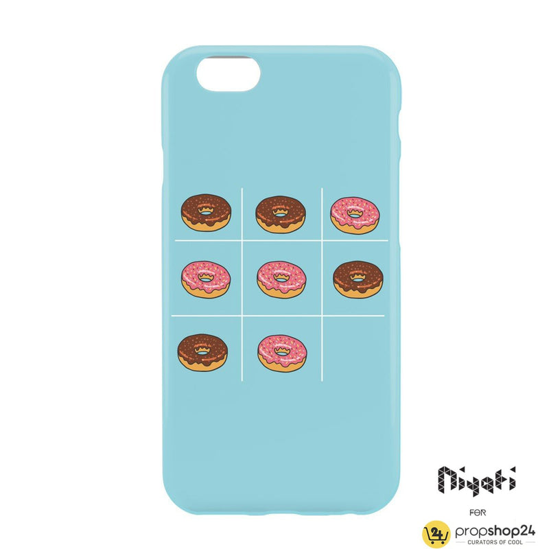 Donuts Xo Phone Case-PHONE CASES-PropShop24.com