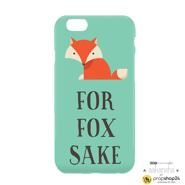 For Fox Sake Phone Case-Gadgets-PropShop24.com