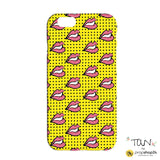 Rolling Lips Phone Case-PHONE CASES-PropShop24.com