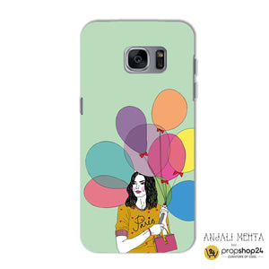 Balloon Girl Phone Case-PHONE CASES-PropShop24.com