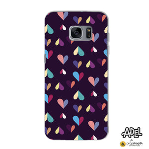 Pop Heart Mauve Phone Case-PHONE CASES-PropShop24.com