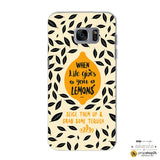 When life you gives you lemons Phone Case - propshop-24 - 7