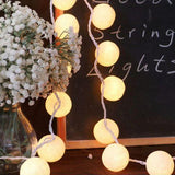 Round Lights - White-HOME-PropShop24.com