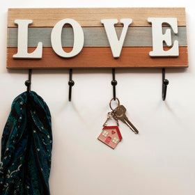 Vintage Key Holder - Love-HOME-PropShop24.com