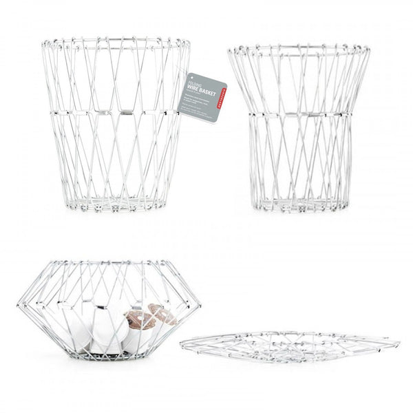 Folding Wire Basket - propshop-24 - 1