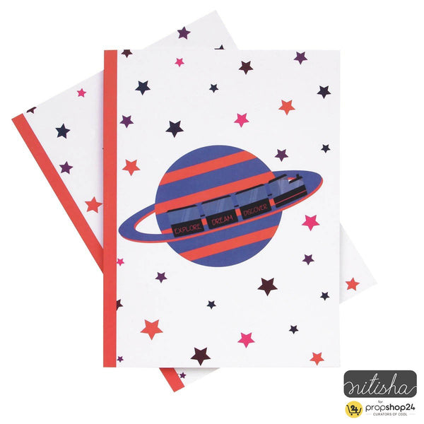 Notebook - Explore Dream Discover-Stationery-PropShop24.com