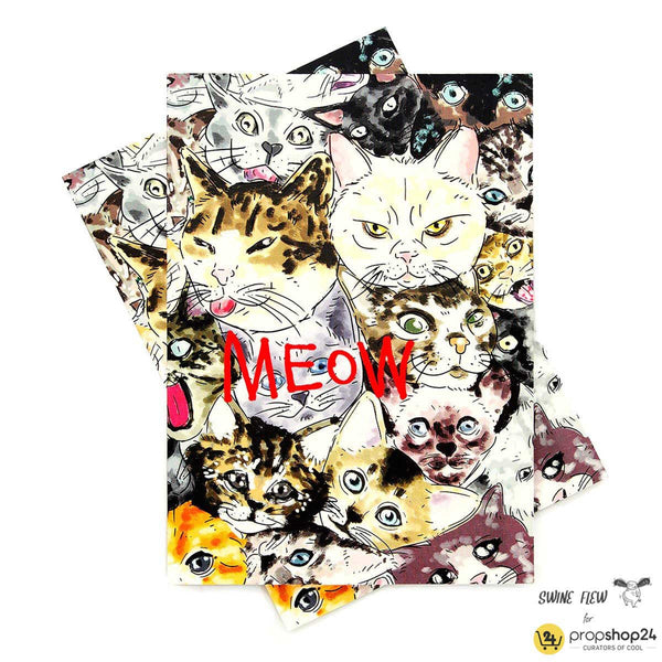 Notebook - Meow - propshop-24 - 1