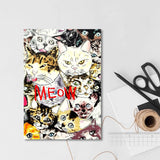 Notebook - Meow - propshop-24 - 3