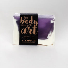 Handcrafted Soap - Purple Haze Fragrance - Lavendar-BEAUTY-PropShop24.com