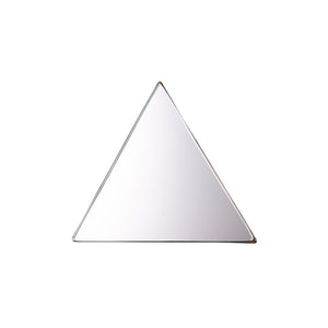 Pyramid Table Top Metallic Mirror-HOME ACCESSORIES-PropShop24.com