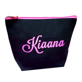 Personalized - Pink Zip Pouch - C.O.D NOT AVAILABLE-FASHION-PropShop24.com