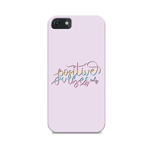 Phone Case - Positive Vibes Only-GADGETS-PropShop24.com