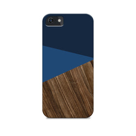 Phone Case - Blue Wood-GADGETS-PropShop24.com