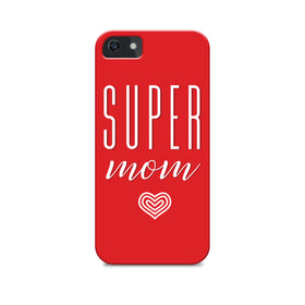 Phone Case - Super Mom-GADGETS-PropShop24.com